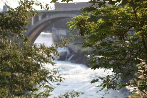 Spokane WA Falls