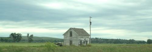 Random old house